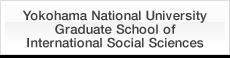 Yokohama National University Graduate School of International Social Sciences